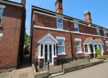 Thumbnail 3 bed end terrace house for sale in Mill Hill Lane, Burton-On-Trent