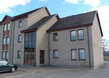 Thumbnail 2 bedroom flat to rent in 20 Kingsmills Court, Elgin