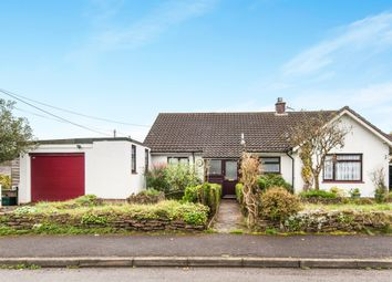 Thumbnail 2 bed detached bungalow for sale in Nomansland, Tiverton