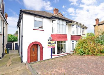 Thumbnail 3 bedroom semi-detached house for sale in Tudor Close, Dartford, Kent