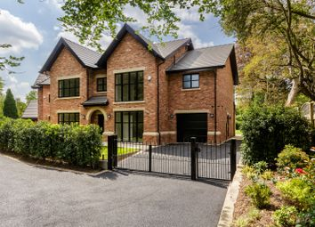Thumbnail 5 bed detached house for sale in Village Mews, Shirleys Drive, Prestbury, Macclesfield