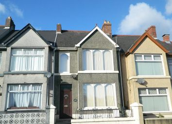 Thumbnail 4 bed terraced house to rent in Great North Road, Milford Haven