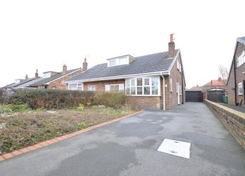 Thumbnail 2 bedroom semi-detached bungalow for sale in St Leonards Road East, St Annes, Lytham St Annes, Lancashire