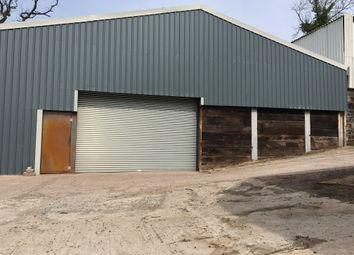 Thumbnail Industrial to let in Unit 2 Bertholey Farm, Llantrisant, Usk