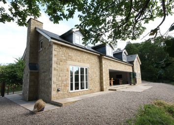 Thumbnail 4 bed detached house for sale in Lintzford, Rowlands Gill