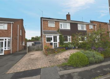 Thumbnail 3 bedroom semi-detached house for sale in Giffard Way, Cheltenham, Gloucestershire