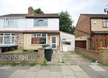 Thumbnail 3 bed semi-detached house for sale in Woodlands Road, London