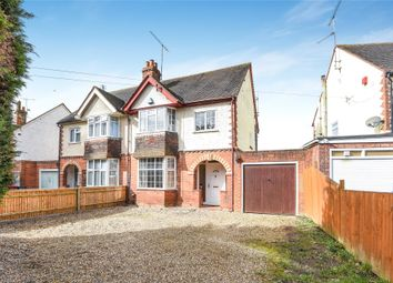 3 bed semi-detached house for sale in Burghfield Road, Reading, Berkshire RG30