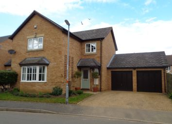 Thumbnail 4 bedroom detached house for sale in Hillfield Drive, Oundle