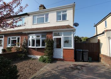 Thumbnail 3 bed semi-detached house for sale in Park Avenue, Deal