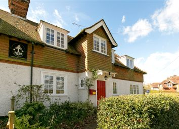 Thumbnail 4 bed semi-detached house for sale in Colinette Cottages, Chart Lane, Brasted, Westerham