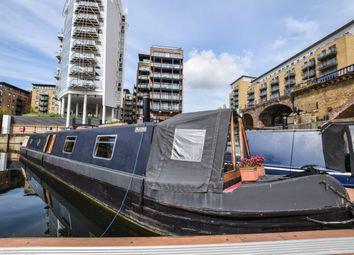 Thumbnail 1 bed houseboat for sale in Pottergate II, Docklands