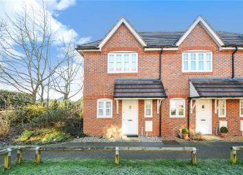 Thumbnail 2 bed end terrace house to rent in Skylark Way, Shinfield, Reading, Berkshire