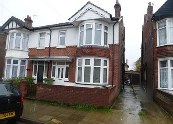 Thumbnail 1 bed property to rent in Thurbern Road, Portsmouth
