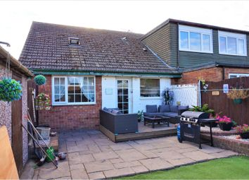 Thumbnail 3 bed semi-detached bungalow for sale in Church Lane, Hull