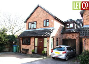 Thumbnail 3 bed detached house to rent in Moorland Close, Locks Heath, Southampton