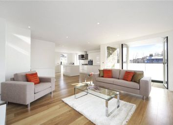 Thumbnail 3 bed flat for sale in Harlequin Mansions, Cambridge Avenue, Kilburn Park, London