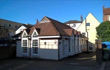 Thumbnail Office to let in Chapel House, St Lawrence's Way, Reigate, Surrey