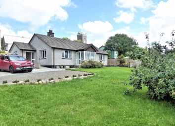 Thumbnail 3 bed bungalow for sale in Broadwoodwidger, Lifton