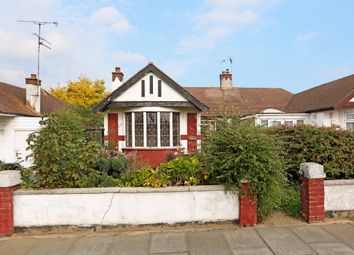 Thumbnail 2 bedroom semi-detached bungalow for sale in Oakengrange Drive, Southend-On-Sea