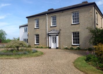 Thumbnail 6 bed detached house to rent in Diss Road, Stradbroke