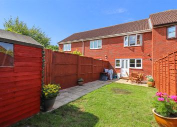 Thumbnail 2 bed terraced house for sale in St. Boswells Close, Hailsham