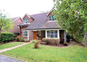 Thumbnail 4 bed detached house to rent in Coombe Road, Hill Brow, Liss