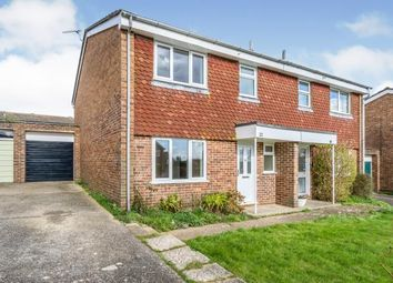 Thumbnail 3 bed semi-detached house for sale in Rothermead, Petworth, West Sussex, .