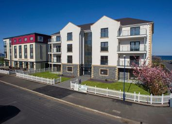 Thumbnail 3 bed flat for sale in Park Road, Ramsey