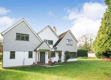 Thumbnail 5 bed detached house for sale in Prevetts, Snow Hill, Crawley Down, West Sussex