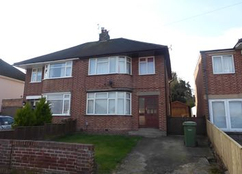 Thumbnail 3 bed semi-detached house to rent in Poplar Grove, Kennington, Oxford