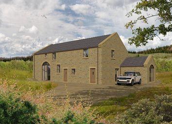 Thumbnail Barn conversion for sale in Round Barn, Blackburn Road, Turton, Bolton