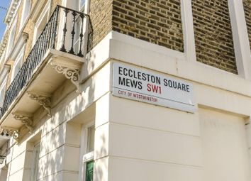Thumbnail 4 bedroom property for sale in Eccleston Square Mews, Pimlico