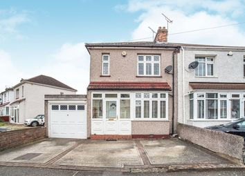 Thumbnail 3 bed semi-detached house for sale in Lincoln Road, Erith