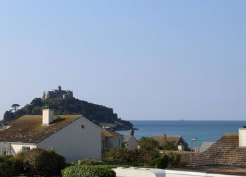 Thumbnail 3 bed detached bungalow for sale in Godolphin Terrace, Marazion