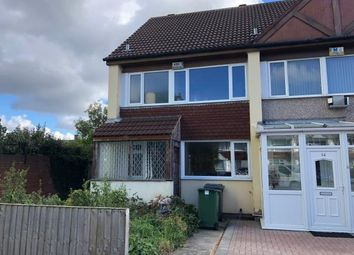 Thumbnail 3 bed semi-detached house for sale in 36 Huddleston Close, Wirral, Merseyside