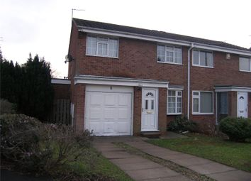 Thumbnail 3 bed shared accommodation to rent in Wilkie Close, Berkeley Estate, Scunthorpe, Lincolnshire