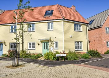 Thumbnail 3 bed semi-detached house for sale in Jackdaw Drive, Stanway, Colchester, Essex