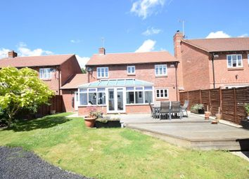 Thumbnail 4 bed detached house to rent in Kingshill Crescent, High Wcombe