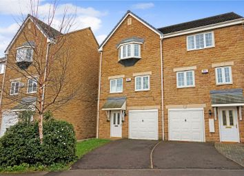 Thumbnail 4 bedroom town house for sale in Wood View, Huddersfield
