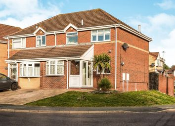 Thumbnail 3 bed semi-detached house for sale in Peake Drive, Tipton
