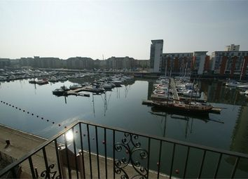 Thumbnail 3 bed flat for sale in Victoria Quay, Maritime Quarter, Swansea