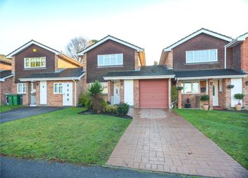 Thumbnail 3 bed link-detached house for sale in Elizabeth Avenue, Bagshot, Surrey