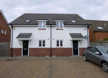 Thumbnail 3 bed semi-detached house to rent in Glenmoor Gardens, Bournemouth