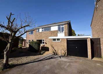 Thumbnail 4 bed detached house for sale in Welland Way, Oakham