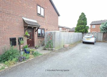 Thumbnail 2 bed flat for sale in Coniston Close, Wellingborough