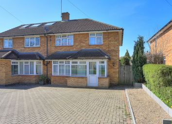 Thumbnail 3 bed semi-detached house for sale in Juniper Avenue, Bricket Wood, St. Albans