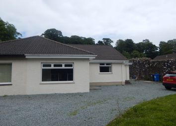 Thumbnail 2 bed semi-detached bungalow for sale in Springfield Road, Portree, Isle Of Skye