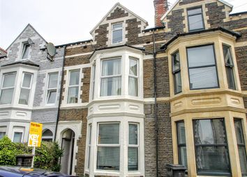 Thumbnail 5 bedroom property for sale in Claude Road, Roath, Cardiff