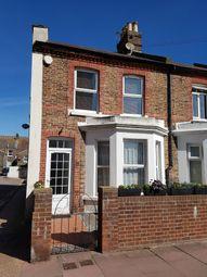Thumbnail 3 bedroom terraced house for sale in Longstone Road, Eastbourne